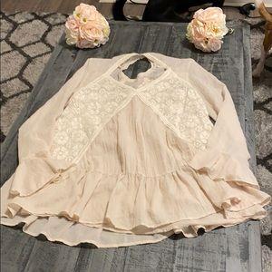 Umgee bohemian mini dress